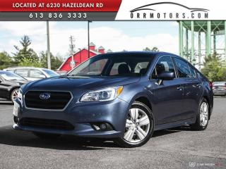 Used 2017 Subaru Legacy 2.5i AWD | REVERSE CAM | BLUETOOTH | HEATED SEATS | A/C for sale in Stittsville, ON