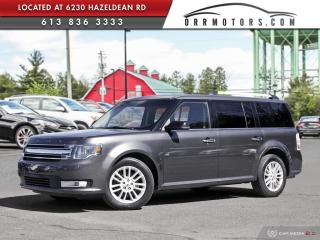 Used 2015 Ford Flex SEL 7 PASSENGER | AWD | BLUETOOTH | HEATED SEATS | A/C for sale in Stittsville, ON