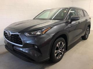 New 2020 Toyota Highlander XLE+POWER MOONROOF+POWER LIFTGATE! for sale in Cobourg, ON