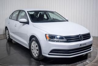 Used 2017 Volkswagen Jetta TRENDLINE+ TSI  A/C CAMERA DE RECUL for sale in St-Hubert, QC