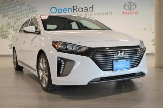 Used 2018 Hyundai Ioniq Hybrid Limited for sale in Richmond, BC