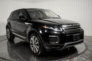 Used 2016 Land Rover Evoque HSE AWD CUIR TOIT PANO MAGS for sale in St-Hubert, QC