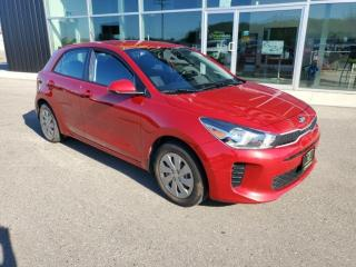 Used 2019 Kia Rio LX+ Hatch Automatic, HTD Seats & Wheel, Backup Cam for sale in Ingersoll, ON