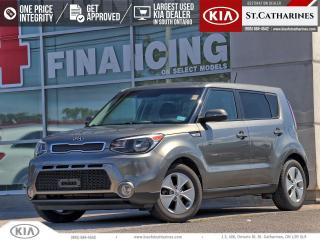Used 2015 Kia Soul LX+ MT | HEATED SEAT | CRUISE | ALLOY RIMS for sale in St Catharines, ON