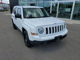 Used 2016 Jeep Patriot Sport/North Sport FWD, Manual, 2.4L, Bluetooth, WINTER TIRES!! for sale in Ingersoll, ON