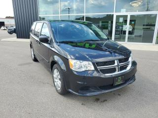 Used 2017 Dodge Grand Caravan CVP/SXT 1 OWNER, Bluetooth, Dual Climate Control! for sale in Ingersoll, ON
