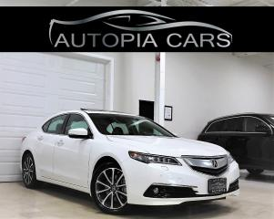 Used 2015 Acura TLX 4dr Sdn SH-AWD V6 Elite for sale in North York, ON