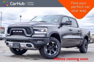 New 2020 RAM 1500 Rebel for sale in Bolton, ON