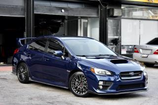 Used 2016 Subaru Impreza WRX STI for sale in Toronto, ON