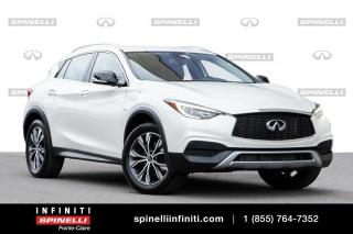 Used 2017 Infiniti QX30 AWD 4dr / CUIR / CAMERA AWD 4dr / CUIR / CAMERA for sale in Montréal, QC