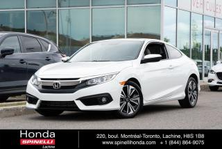 Used 2016 Honda Civic EX-T w/HONDA SENSING BAS KM TOIT BAS KM HONDA SENSING for sale in Lachine, QC