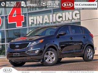 Used 2015 Kia Sportage LX MT | HTD SEAT | CRUISE | ALLOY RIMS for sale in St Catharines, ON