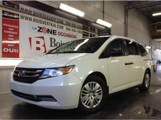Used 2016 Honda Odyssey ODYSSEY LX BLUETOOTH SUPER ÉQUIPÉ FAITE VITE for sale in Blainville, QC