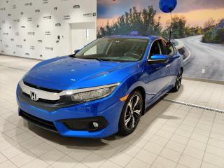Used 2016 Honda Civic TOURING ** TOIT/MAGS/CAMÉRA** for sale in St-Eustache, QC
