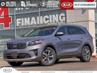 Used 2020 Kia Sorento EX V6 AWD | BLINDSPOT ALERT | LEATHER | PANO ROOF for sale in St Catharines, ON