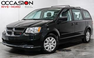 Used 2015 Dodge Grand Caravan SE MAGS+A/C+GR.ELECTRIQUE for sale in Boisbriand, QC