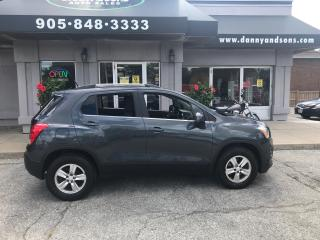 Used 2014 Chevrolet Trax LT for sale in Mississauga, ON