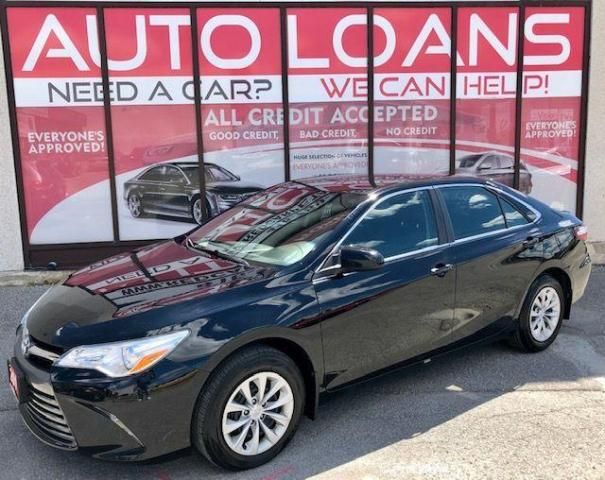 2017 Toyota Camry LE_ALL CREDIT ACCEPTED