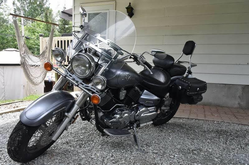 2003 Yamaha V Star