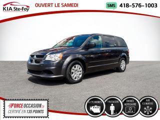 Used 2017 Dodge Grand Caravan *SXT* A/C*VEHICULE EN EXCELLENTE CONDITI for sale in Québec, QC