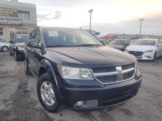 Used 2010 Dodge Journey SE/7-PASSENGER/4-CYLINDER/LOADED!! for sale in Pickering, ON