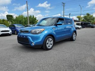 Used 2016 Kia Soul *BT*SIÈGES CH*AUTOMATIQUE*  60$/SEM for sale in St-Jérôme, QC