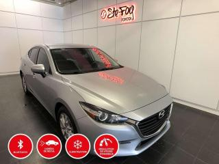 Used 2017 Mazda MAZDA3 GS - Bluetooth for sale in Québec, QC