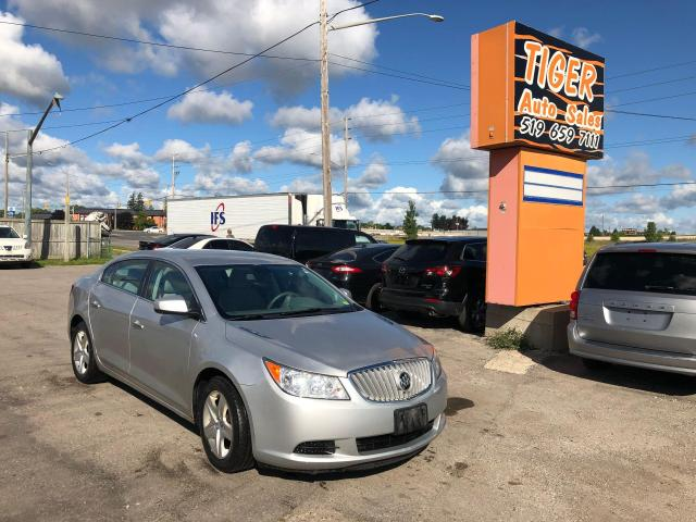 2011 Buick LaCrosse CX**ONLY 117KMS**AUTO**4 CYLINDER**CERTIFIED