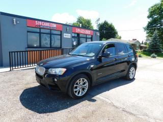 Used 2011 BMW X3 28|LEATHER|XDRIVE| for sale in St. Thomas, ON