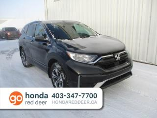 New 2020 Honda CR-V LX for sale in Red Deer, AB