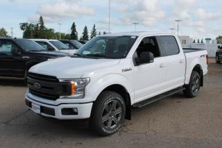 New 2020 Ford F-150 XLT 302A, 4X4 Supercrew, 5.0L V8, Auto Start/Stop, Cruise Control, Pre-Collision Assist, Rear View Camera, Remote Keyless Entry, Trailer Tow Package for sale in Edmonton, AB