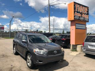 Used 2008 Toyota Highlander Sport**LEATHER**7 PASSENGER**ROOF**CERTIFIED for sale in London, ON