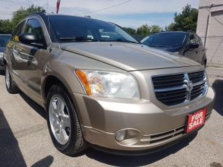 Used 2010 Dodge Caliber SXT-EXTRA CLEAN-ONLY 152K-4CYL-AUX-ALLOYS-MUST SEE for sale in Scarborough, ON