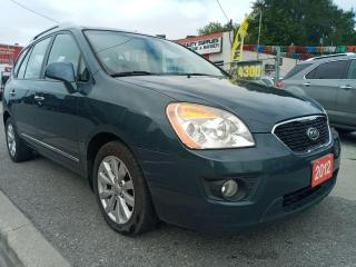 Used 2012 Kia Rondo EX-EXTRA CLEAN-DRIVES EXCELLENT-AUX-USB-ALLOYS for sale in Scarborough, ON