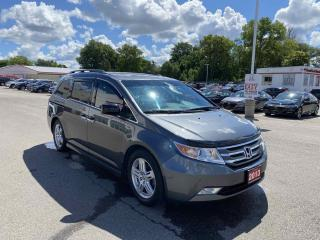 Used 2013 Honda Odyssey Touring 4dr FWD Minivan for sale in Brantford, ON