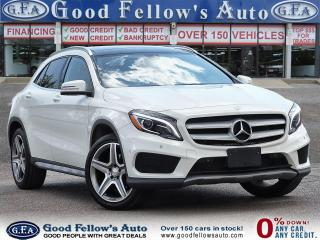 Used 2015 Mercedes-Benz GLA 250 Car Loans For Every One ..! for sale in Toronto, ON