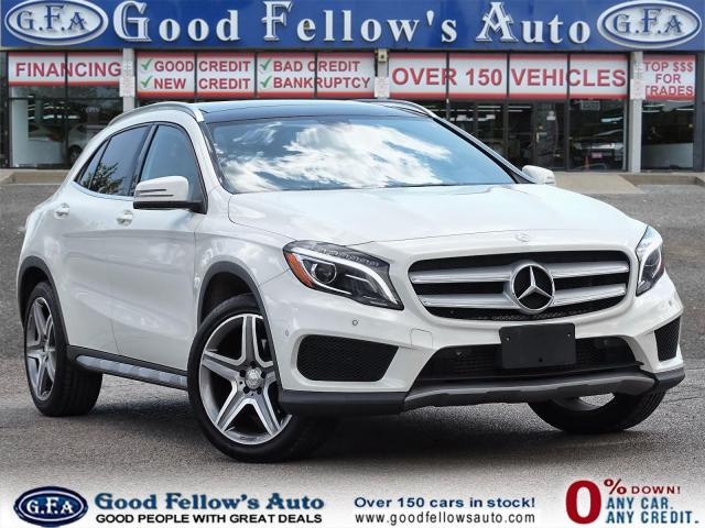 2015 Mercedes-Benz GLA 250 Car Loans For Every One ..!