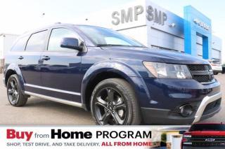 Used 2019 Dodge Journey Crossroad - Leather, DVD, Navigation, 7 Passenger for sale in Saskatoon, SK