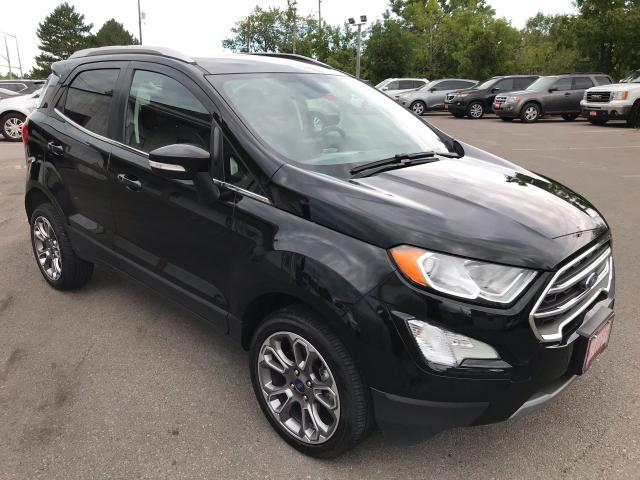 2019 Ford EcoSport Titanium ** AWD, NAV, BACK CAM **
