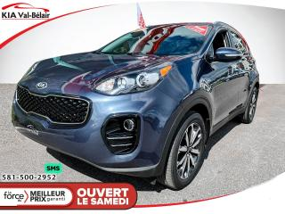 Used 2017 Kia Sportage *EX*CAMÉRA*SIÈGES CHAUFF*AIR*CRUISE for sale in Québec, QC