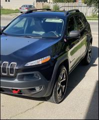 Used 2016 Jeep Cherokee Trailhawk for sale in Aylmer, ON