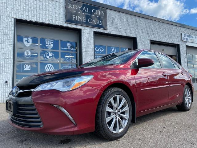 2015 Toyota Camry XLE V6 SUNROOF LEATHER NAVIGATION