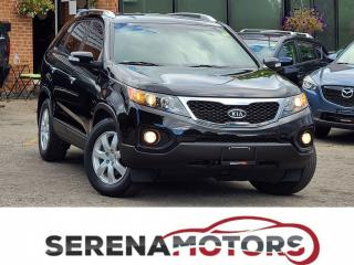 Used 2012 Kia Sorento LX | AUTO | BLUETOOTH | HTD | NO ACCIDENTS for sale in Mississauga, ON