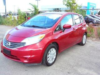 Used 2015 Nissan Versa Note SV for sale in Georgetown, ON