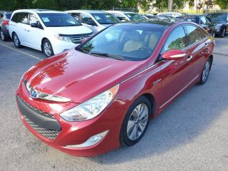 Used 2013 Hyundai Sonata LIMITED for sale in Brampton, ON