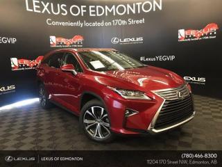 Used 2018 Lexus RX 350 L LUXURY PACKAGE for sale in Edmonton, AB