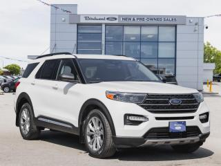 New 2020 Ford Explorer XLT 202A | COLD WTHR PKG | MOONROOF for sale in Winnipeg, MB
