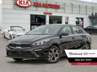 New 2020 Kia Forte EX *Android Auto/ Apple CarPlay! for sale in Winnipeg, MB