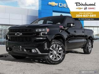 New 2020 Chevrolet Silverado 1500 RST Final 2020 Clearance! for sale in Winnipeg, MB