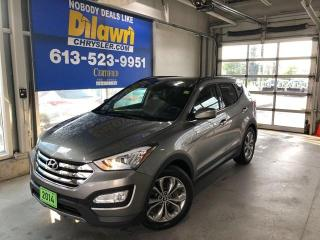 Used 2014 Hyundai Santa Fe Sport 2.0 T Limited for sale in Nepean, ON